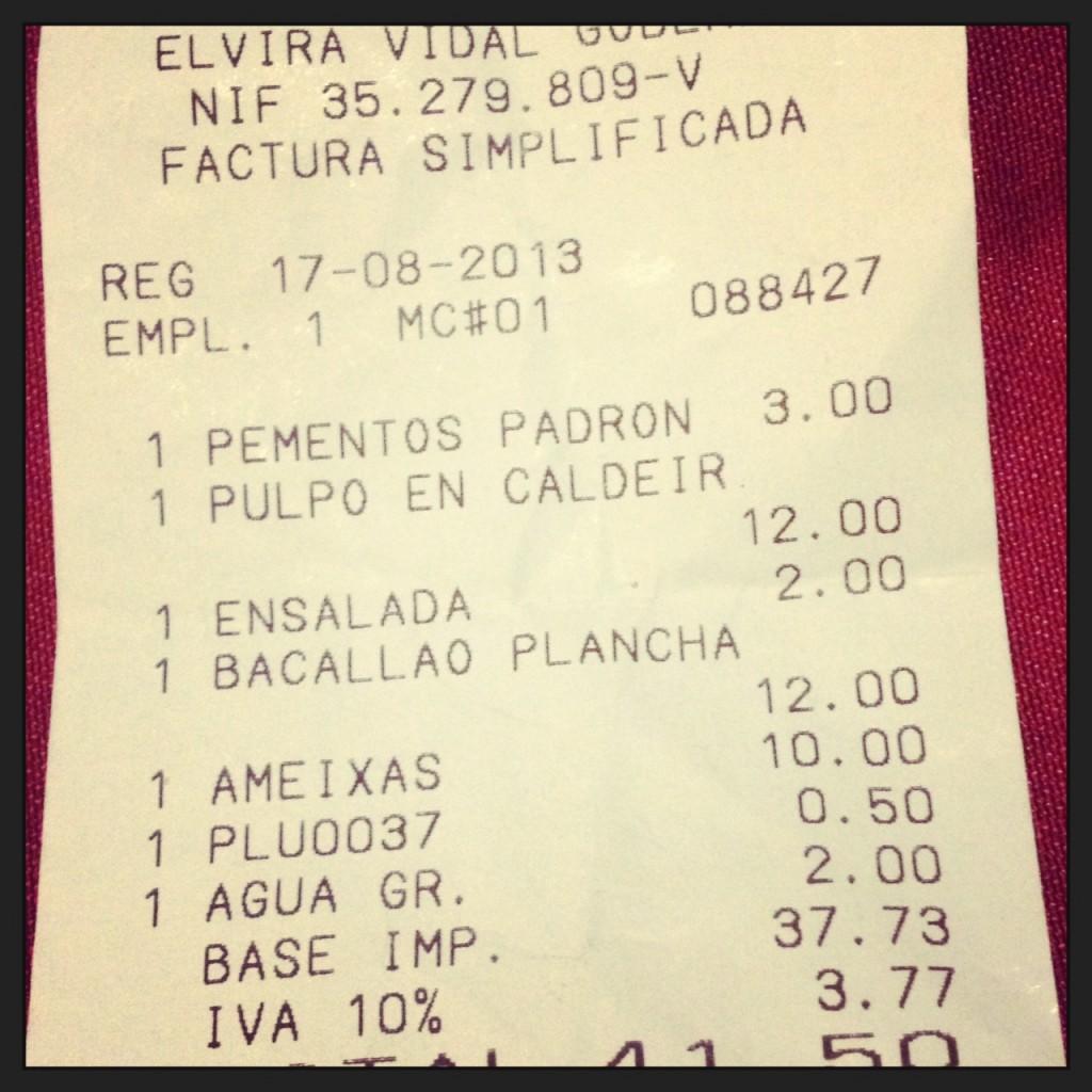 COMER BIEN Y BARATO NO ES FACIL HOY EN DIA...