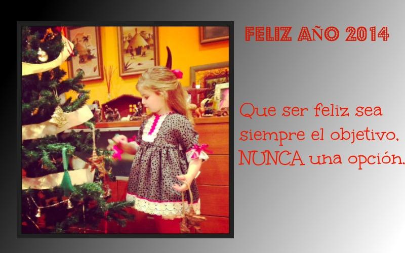 NUESTRA FELICITACION DE NAVIDAD... UN AÑO MAS CON LUCIA...