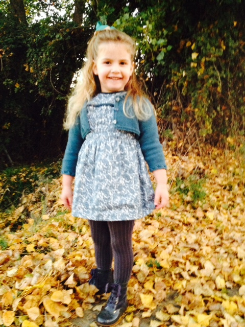 vestido de Oh soleil... foto hecha el dia 13 de noviembre..