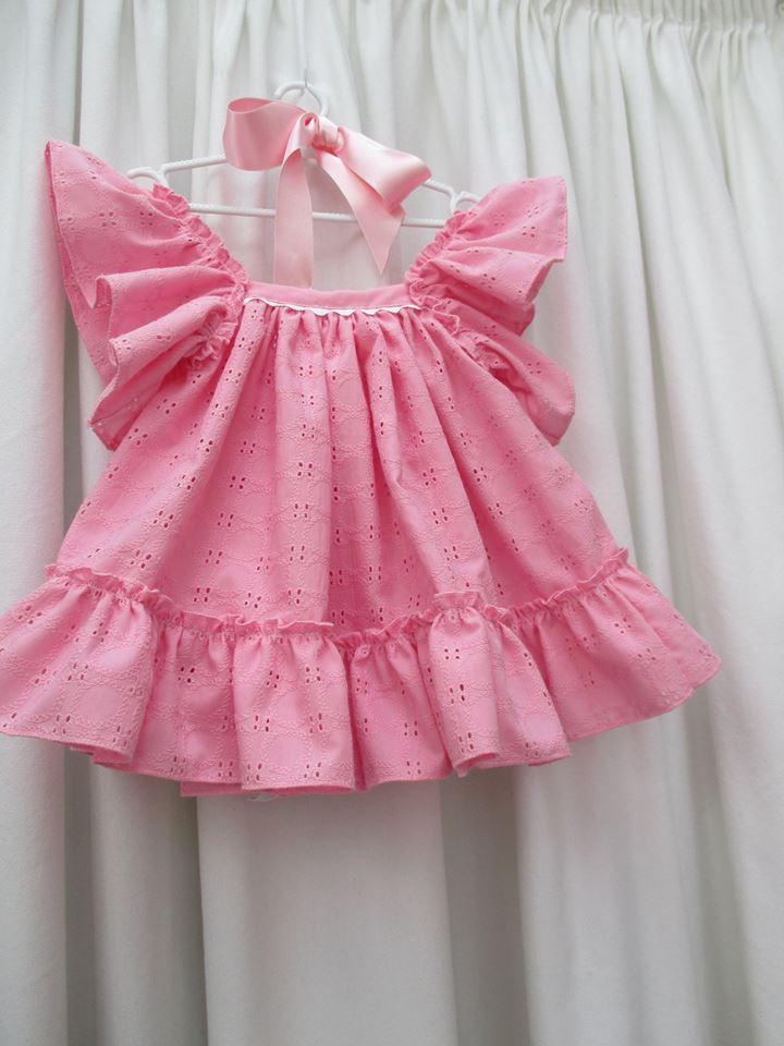 Me encanta este vestido...con su braguita a juego...