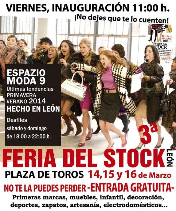 INAUGURACIÓN 3 FERIA DE STOCK