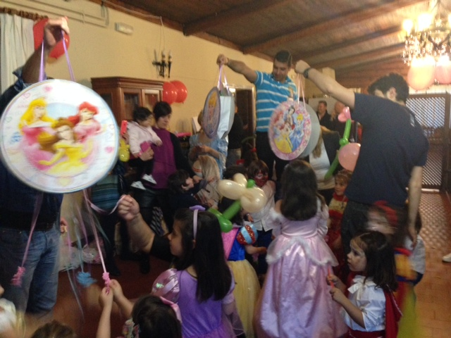 piñatas muchas piñatas...