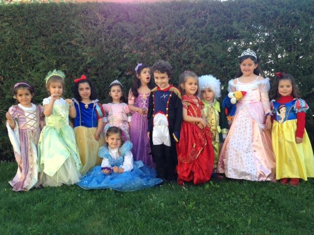 mas princesas...