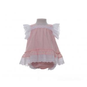 vestido con bragita solo talla 12 meses pvp 30€