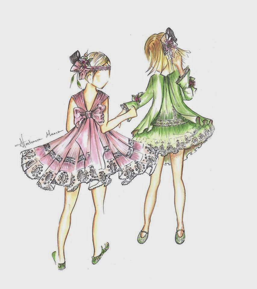 propuesta para las infantas de  Hortensia Maeso para la Razon