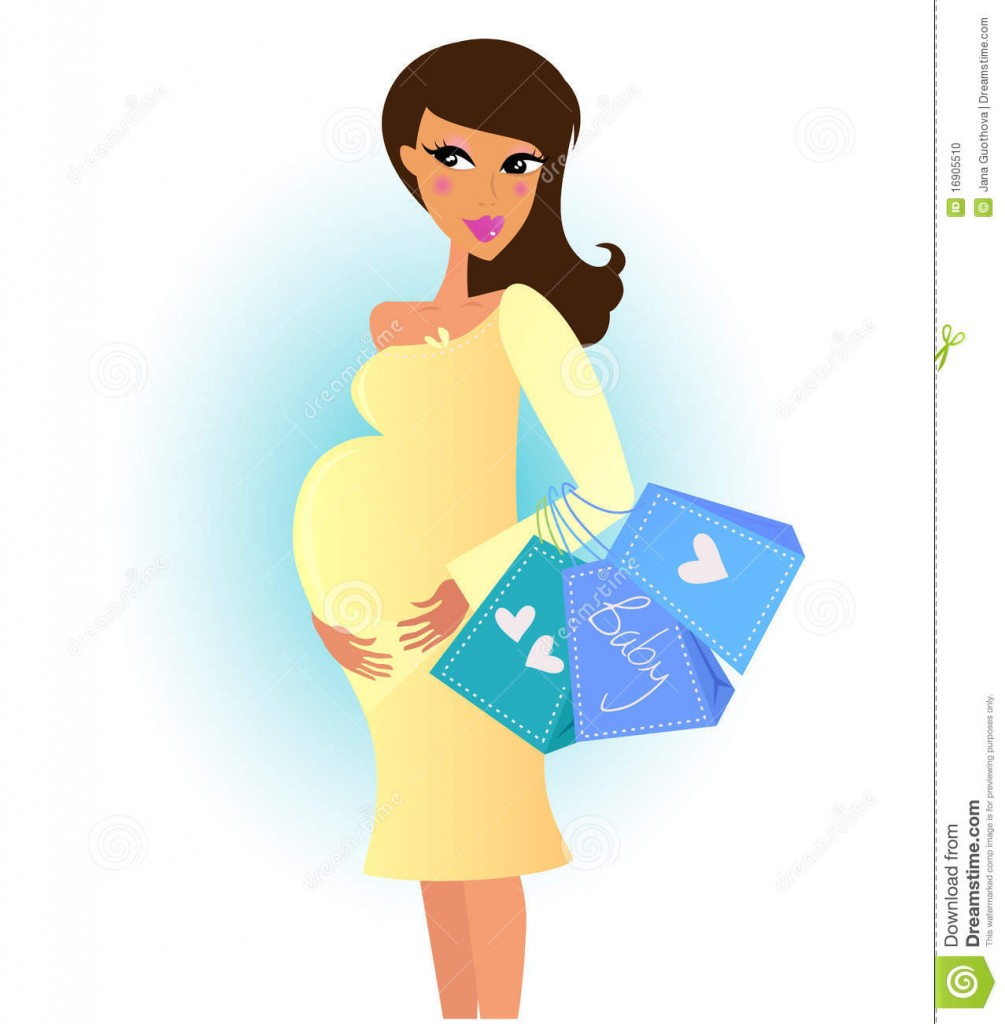 http://www.dreamstime.com/stock-photo-beautiful-pregnant-woman-shopping-image16905510