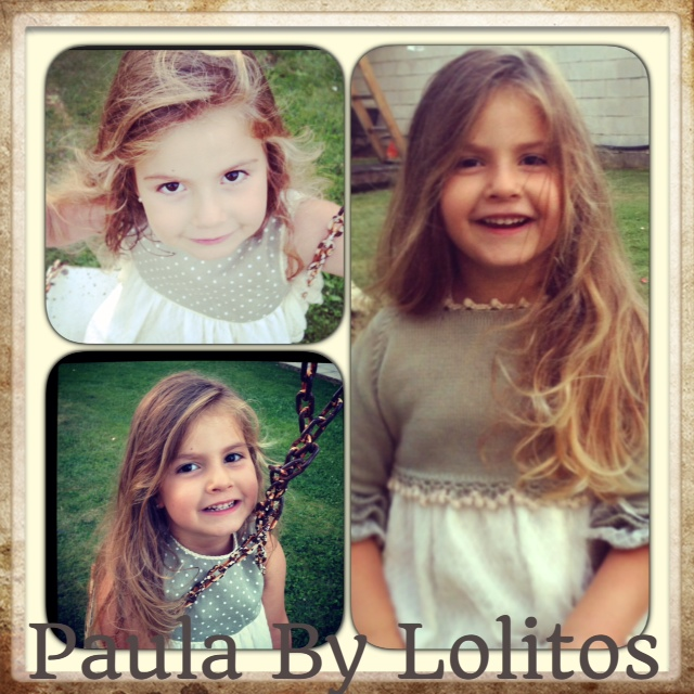 PAULA BY LOLITTOS... ME ENCANTA..