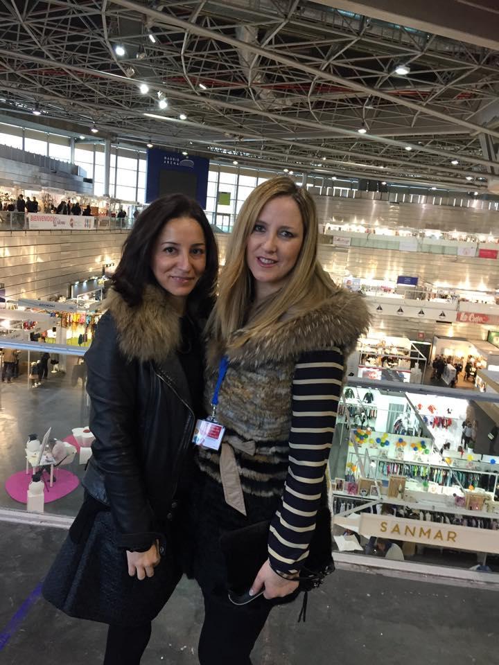 Me encanto charlar con Maria de TRENDY CHILDREN os animo a echar un ojo a su blog.. es increible...