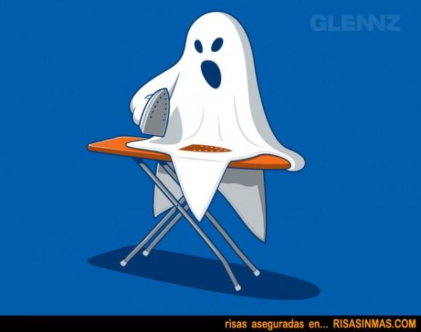 Misterios de quien encendió la plancha...  tendré fantasmas?? jajajja