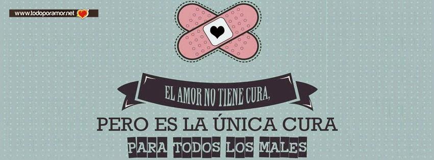 1 - la cura de todo los males  - todo por amor