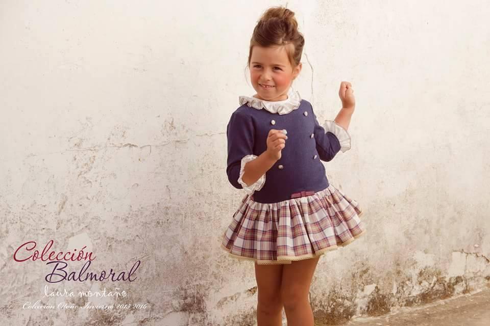 Vestido de Laura Montaño colección 2016