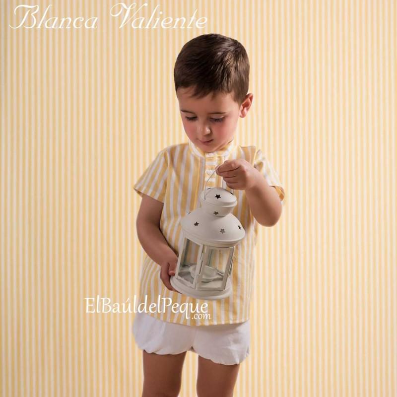 Conjunto de BLANCA VALIENTE tallas 6, 12, 18, 24 meses SOLO 46€ EN EL BAUL DEL PEQUE