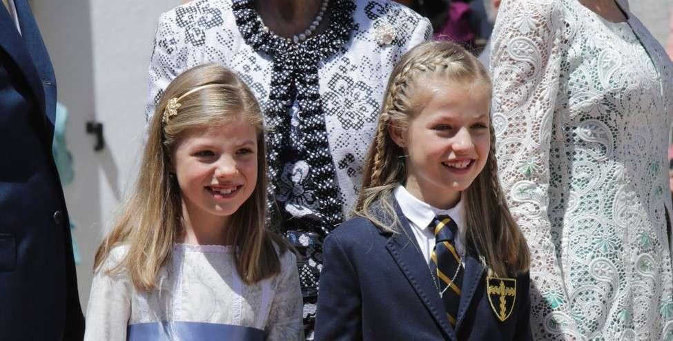 princesa-leonor-foto-de-su-primera-comunion